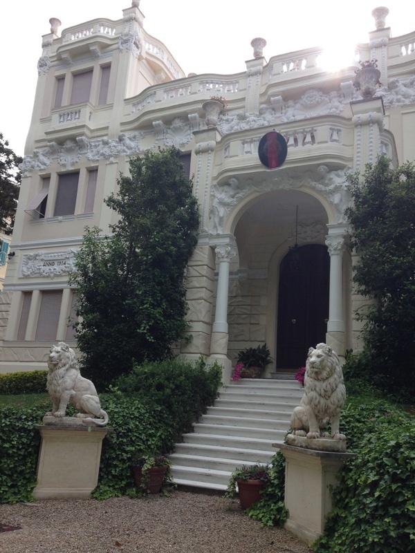 Ambasciata dell afghanistan a roma manutenzione for Progettazione giardini roma